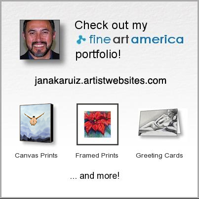 ad from FineArt America